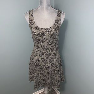 American Eagle grey summer tank  dress size 6